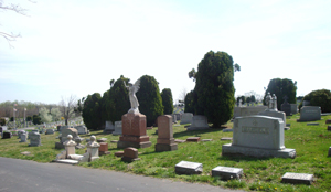graves and lots in Baltimore