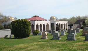 Mausoleums in Baltimore